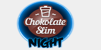 CHOCO SLIM EFFECT NIGHT - Аскиз