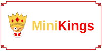 Mini Kings - produtos infantis